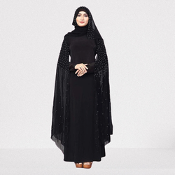 New Black Gown sb-003