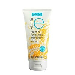 Beauty Formulas Vitamin E Foaming Facial Wash 150 ml - PAL