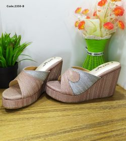 Ladies Fashionable Sandal - 2350-B