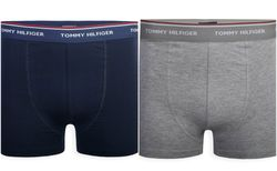 Men's Clasic Boxer Buy 2 Get 1 Free - Tommy_Navy_Grey
