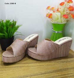 Ladies Fashionable Sandal - 2380-B