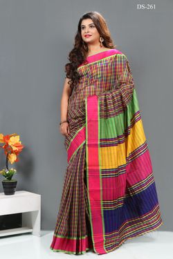 Women's Saree - Silk - DS-261 - BEE