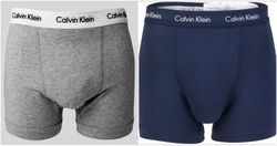 Men's Clasic Boxer-Buy 2 Get 1 Free-Gray_Navy_CMB003