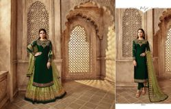 Lt Nitya Vol 139 Designer Suits Lehnga Style Party Wear Suits - 3901