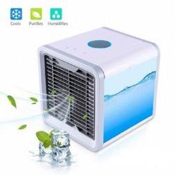 Portable Mini Arctic Air Personal Space Cooler - WLB