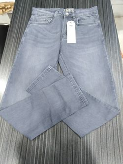 Mens Stretch Jeans Pant-9