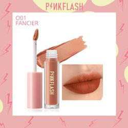 L01 – PINKFLASH Melting Matte Waterproof Lipcream - O01 Fancier