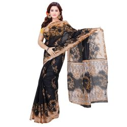 Fashionable Printed Cotton Saree