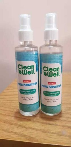 Clean Well Hand Sanitizer - 200ML -