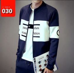 Men's Casual Winter Jacket - ATI-030