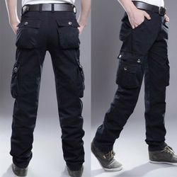Men's Slim-Fit Full Pant