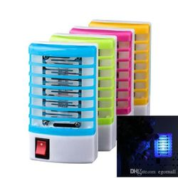 LED Electric Mosquito Killer Night Lamp Light - W