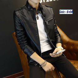 Artificial Leather Jacket for Men