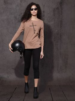 Ladies T-shirt 4 Quarter - L-T4Q44 - M
