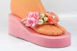 Ladies Balance Shoes - Pink - 1018BFS13