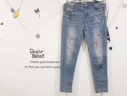 Ladies Fancy Jeans Pant