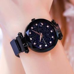Magnet High Quality Analog Watch For Women - 001 - SKA