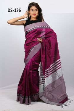 Indian Ora Silk Saree-DS-136
