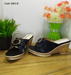 Ladies Fashionable Sandal - 2001-B