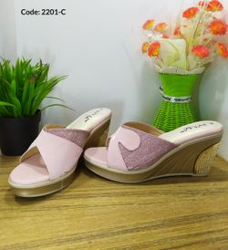 Ladies Fashionable Sandal - 2201-C