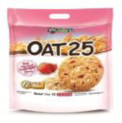 Julie's Oat 25 Strawberry  Biscuits - 300 gm