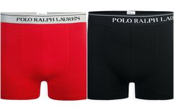 Men's Clasic Boxer Buy 2 Get 1 Free - Polo_Red_Black