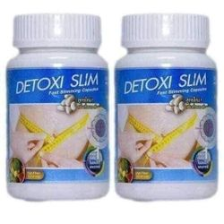 Detoxi Slim Fast slimming Capsules weight loss supplements - 30 Capsules