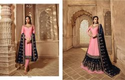 Lt Nitya Vol 139 Designer Suits Lehnga Style Party Wear Suits - 3906