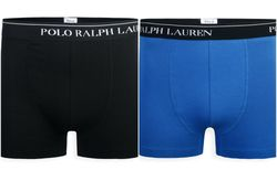 Men's Clasic Boxer Buy 2 Get 1 Free - Polo_Blue_Black