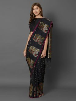 Fashionable Silk Saree - S05 - MHG